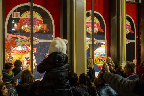 Utah Artists Wanted To Create Candy Windows For Macy S