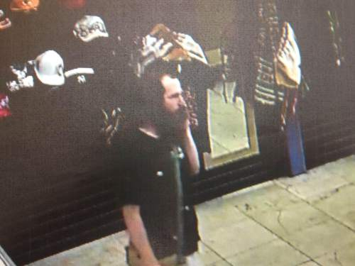 Photo courtesy South Jourdan Police Department | Three men were being sought Thursday, July 9, 2015 in the robbery and beating of a South Jordan store employee.
