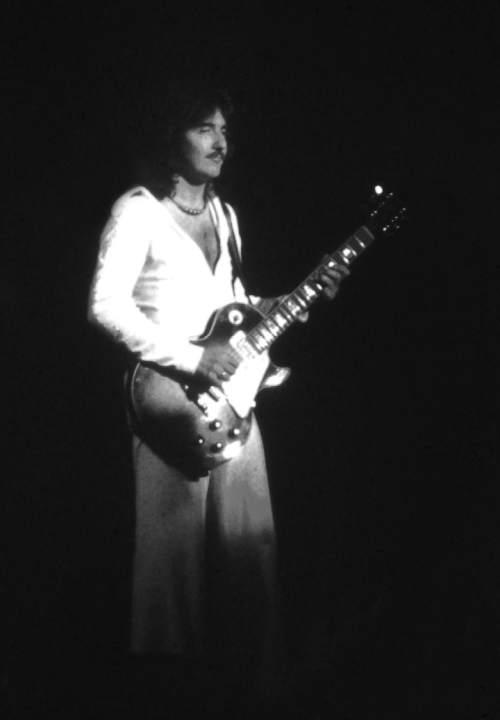 Rick Egan  |  The Salt Lake Tribune  Blue Oyster Cult performs at The Salt Palace on November 11, 1977.