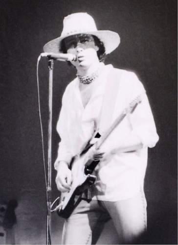Rick Egan  |  The Salt Lake Tribune  Paul Rogers of Bad Company performs at The Salt Palace in 1977.