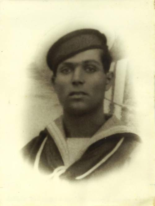 |  Courtesy Daugenti Family   Nicola Daugenti, an Italian POW who died in 1943 and is now buried at the Fort Douglas Cemetery.