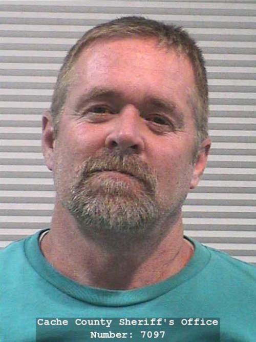 Roger Darrin Barker (Logan police photo)