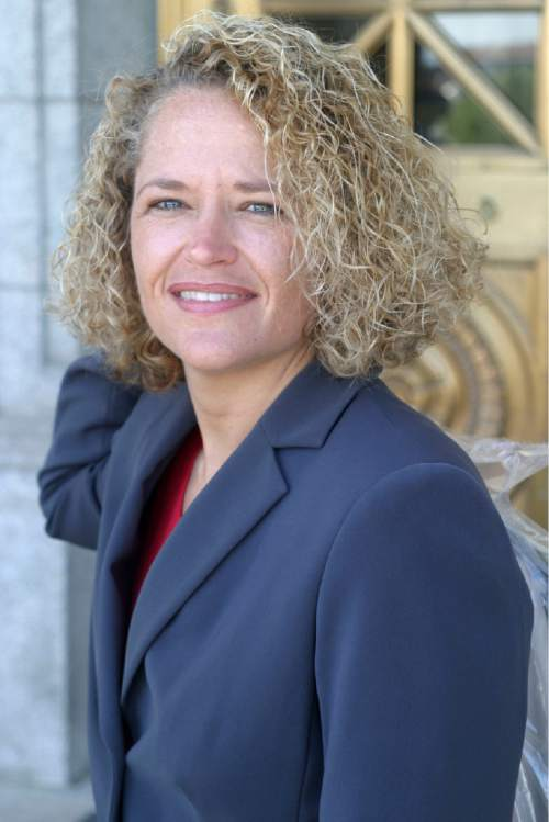 Tribune file photo Salt Lake City mayoral candidate Jackie Biskupski.