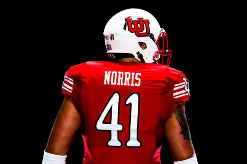 hot sale online f9416 73d3b Utah football unveils throwback uniform for Oct. 10 Cal game ...