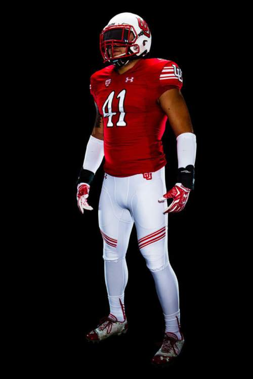 hot sale online 3faa8 717e4 Utah football unveils throwback uniform for Oct. 10 Cal game ...