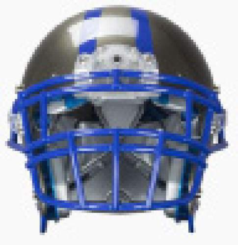 |  Courtesy   Football helmet.