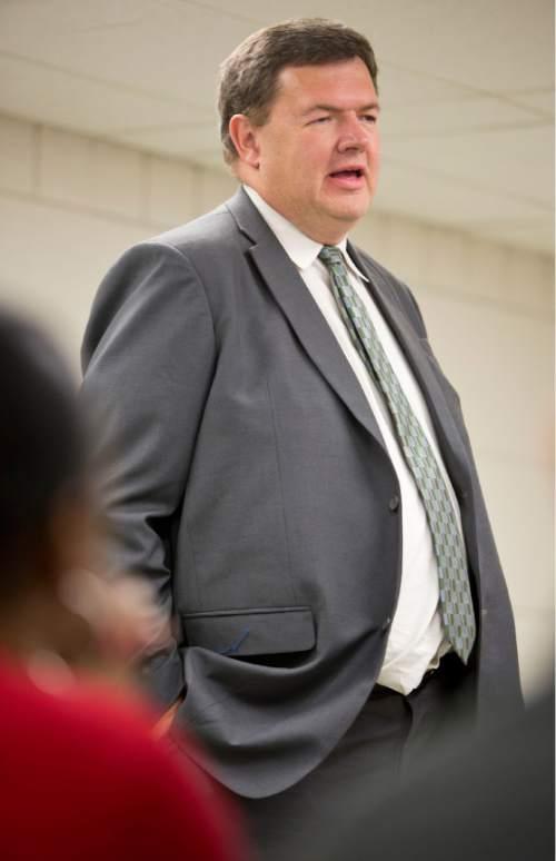 Carlton Christensen ï District 1 Representative in the Salt Lake City Council