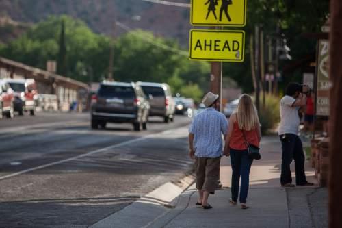 After Legal Battle Utah Town To Allow Chain Restaurants The Salt