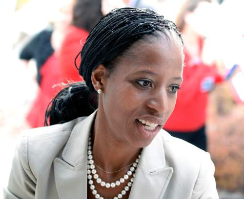 Al Hartmann  |  Tribune file photo Mia Love