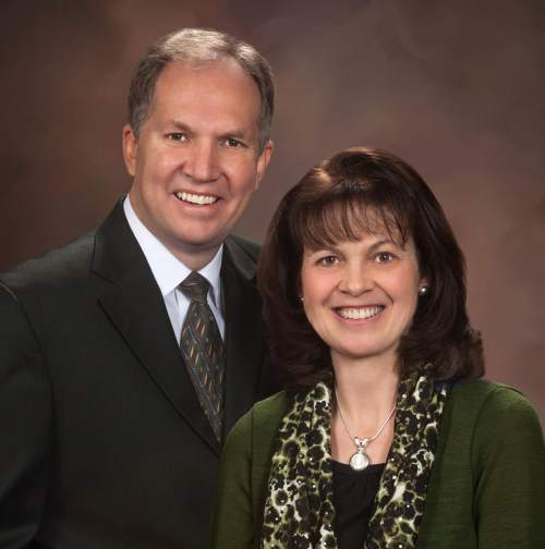 LDS Church photo | Lynn and Diane Madsen, of Orem Utah were serving as mission presidents in Mexico for The Church of Jesus Christ of Latter-day Saints when Lynn Madsen was shot in both legs during a restaurant robbery on Tuesday, Sept. 8, 2015.