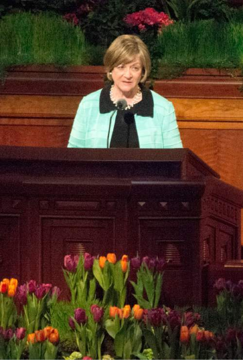 Bonnie L. Oscarson • LDS Young women general president