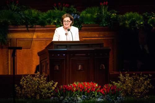 Linda K. Burton ' Relief Society general president