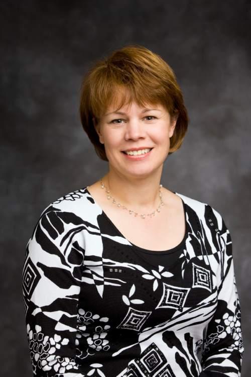 Sharon Eubank, director of LDS Charities. Courtesy photo