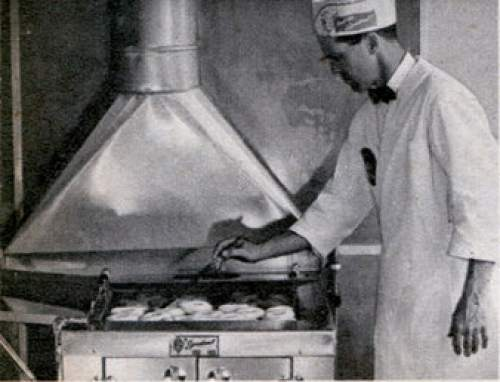"""Photo from 1952 issue of """"Mechanix Illustrated"""" 