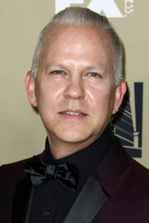 """Executive Producer Ryan Murphy attends the LA Premiere Screening of """"American Horror Story: Hotel"""" held at Regal Cinemas L.A. Live on Saturday, Oct. 3, 2015, in Los Angeles. (Photo by John Salangsang/Invision/AP)"""