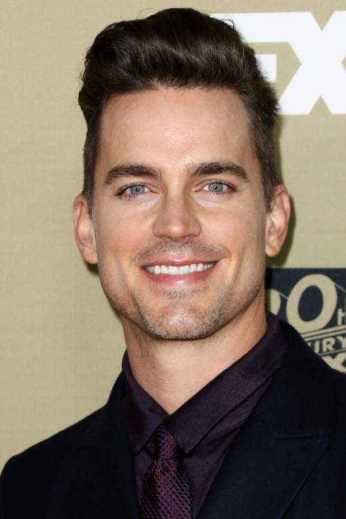 """Matt Bomer attends the LA Premiere Screening of """"American Horror Story: Hotel"""" held at Regal Cinemas L.A. Live on Saturday, Oct. 3, 2015, in Los Angeles. (Photo by John Salangsang/Invision/AP)"""