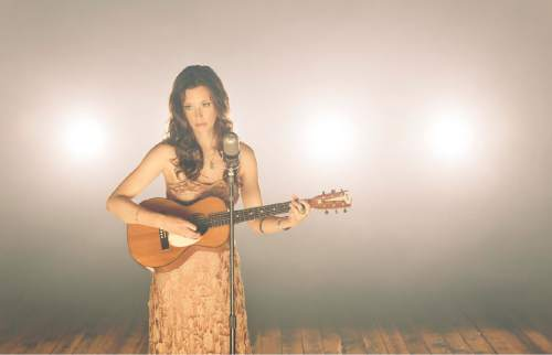 "Singer-songwriter Lera Lynn, best known for her songs and work on ""True Detective,"" including five songs featured on the recently released show soundtrack, performs Oct. 9 at The State Room in Salt Lake City.  Courtesy  