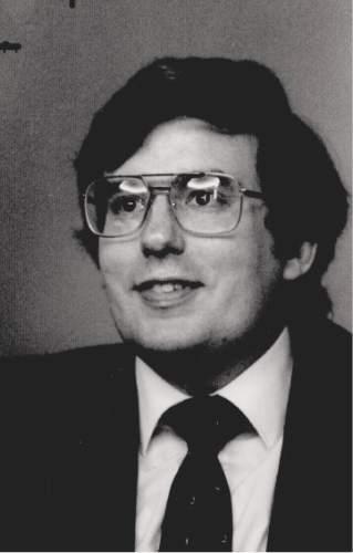 Mark Hofmann in an undated Tribune file photo.