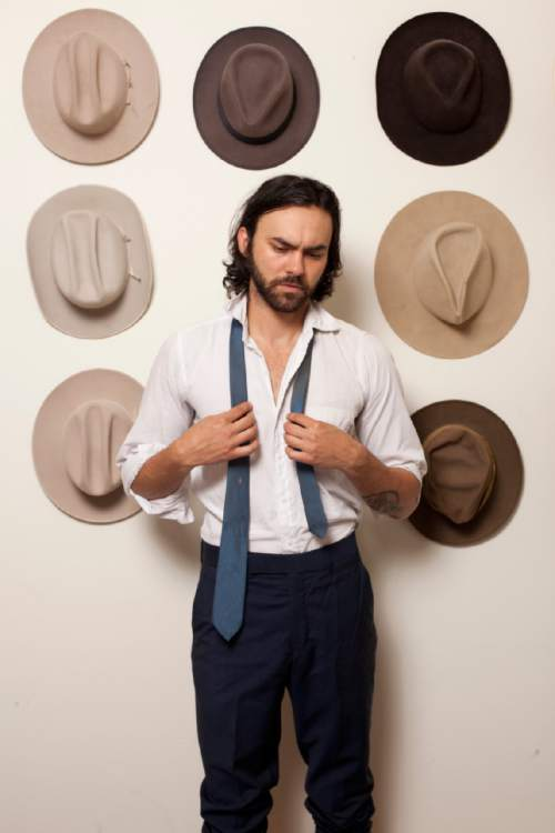 "Courtesy photo  Alejandro Rose-Garcia (aka Shakey Graves) is a rising star on the indie/folk scene thanks to his album ""And the War Came."" He'll be playing at The Depot on Sunday, Oct. 25."