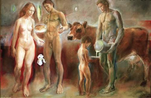 """Eden Farm"" by Trevor Southey"