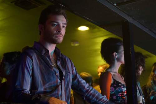 "Ed Westwick stars in ""Wicked City."" Eric McCandless  
