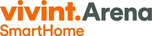 Courtesy  |  Larry H. Miller Sports & Entertainment  The new logo for the Vivint Smart Home Arena.
