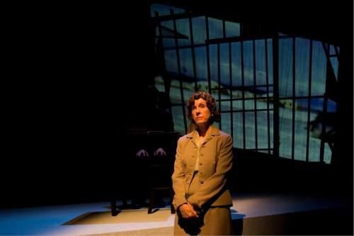 Courtesy  |  Plan-B Theatre Company  Block 8, 2009, set designed by Randy Rasmussen.