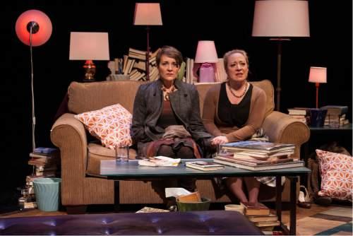 Courtesy  |  Plan-B Theatre Company  Pilot Program, 2015, set designed by Randy Rasmussen.