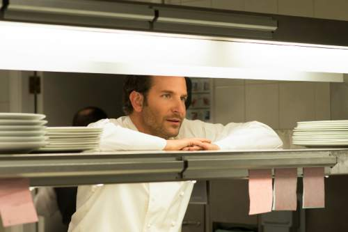"""This photo provided by The Weinstein Company, shows Bradley Cooper as Adam Jones, in a scene from the film, """"Burnt.""""  The movie opens in U.S. theaters on Oct. 30. (Alex Bailey/The Weinstein Company via AP)"""