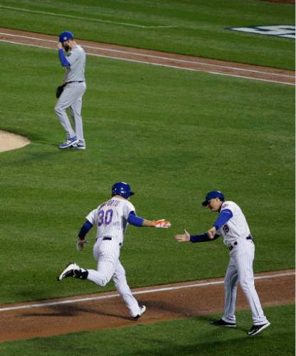Mike Fiers In World Series: World Series: Mets Collapse In Eighth Inning As Royals