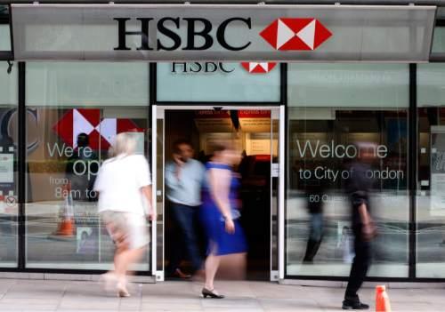HSBC may defer decision on moving London HQ - The Salt Lake