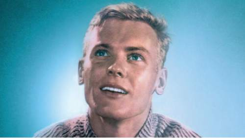 """Tab Hunter, seen here in his '50s heartthrob days, is the focus of the documentary """"Tab Hunter Confidential."""" Courtesy Automat Pictures"""
