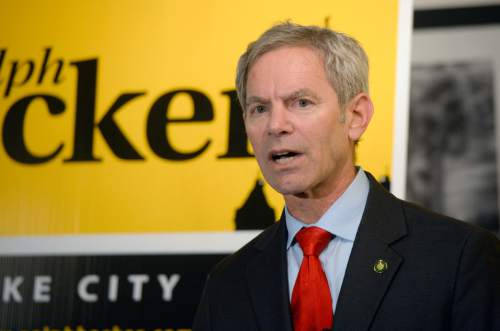 Ralph Becker • Salt Lake City mayor
