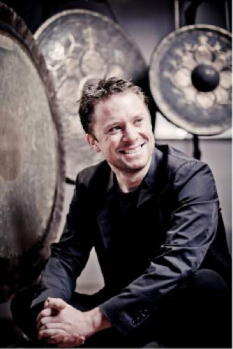 Courtesy photo  Percussionist Colin Currie, playing a new concerto by Andrew Norman in November and again with the orchestra at Carnegie Hall in April.