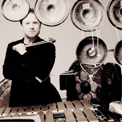 Percussionist Colin Currie. Marco Borggreve  |  Courtesy