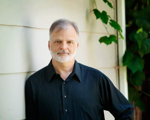 """Courtesy photo  Utah writer David G. Pace will read from his first novel, """"Dream House on Golan Drive"""" on Nov. 10."""