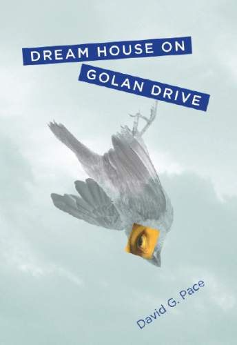 """Courtesy photo  Book jacket for David G. Pace's novel, """"Dream House on Golan Drive."""""""