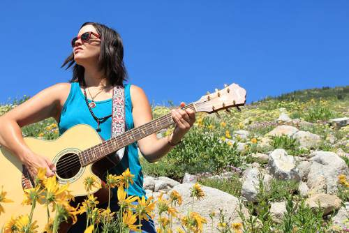 "Courtesy photo  Talia Keys, a Utah performer known for using music to advance her political activism, kicked off a new solo career this summer and recently released her first full-length album, ""Fool's Gold."""