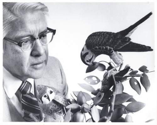 Tribune file photo  Donald V. Hague