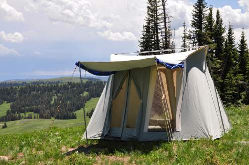 Kirkhamu0027s Spring Bar Tent. Courtesy photo & Recreation: A holiday gift guide for people who love the Utah ...