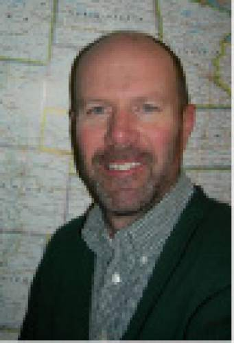 WSU professor Eric C. Ewert