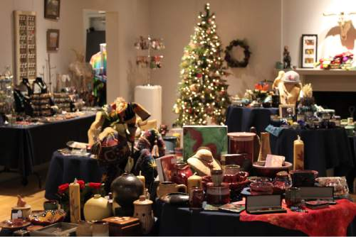 The Salt Lake City Arts Counci's 32nd annual Holiday Craft Market opens on Friday, Dec. 4, as part of the Salt Lake Gallery Stroll's December edition. Courtesy Salt Lake City Arts Council