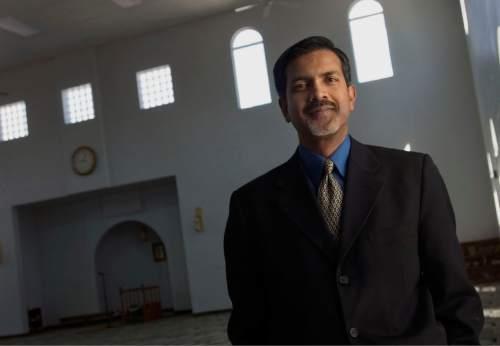 Iqbal Hossain, former president of the Islamic Society of Greater Salt Lake. Tribune file photo.