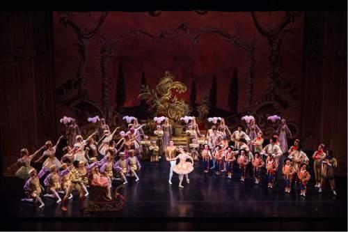 Luke Isley  |  Courtesy  Ballet West's Nutcracker.