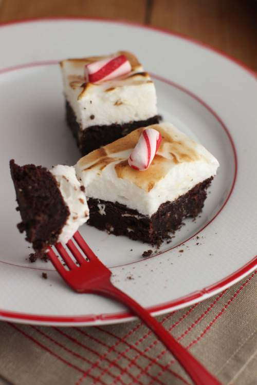 Recipe: A brownie treat that bridges the holidays to warmer weather