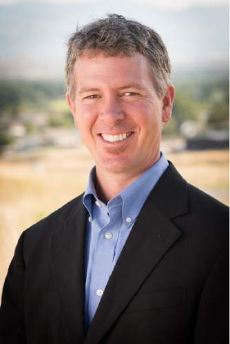 |  Courtesy  Patrick Leary, was named Chief of Staff for Salt Lake City Mayor-elect Jackie Biskupski.