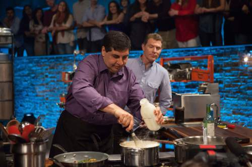 "Houman Gohary, the owner of Good Karma restaurant in Park City, will be a contestant on ""Beat Bobby Flay."" Courtesy  