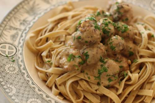 Recipe For Your Holiday Party No Need To Buy Swedish Meatballs From A Furniture Store The