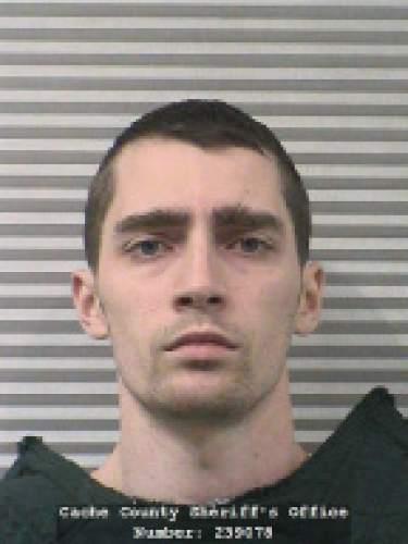 Courtesy  |  Cache County jail  Ryan Wray