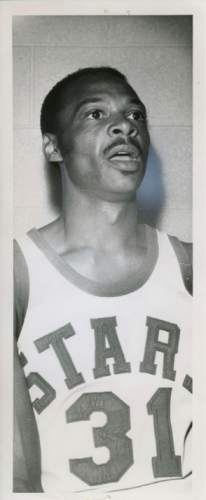Tribune File Photo Utah Stars ABA basketball player Zelmo Beaty. Sept. 27, 1971.